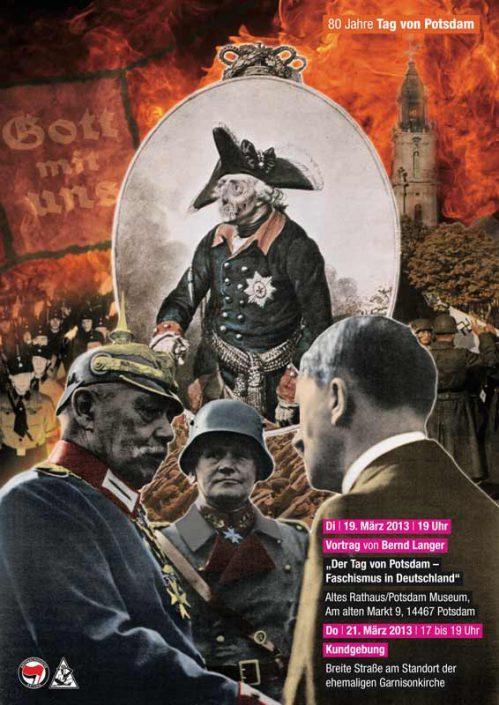 80 Jahre Tag von Potsdam