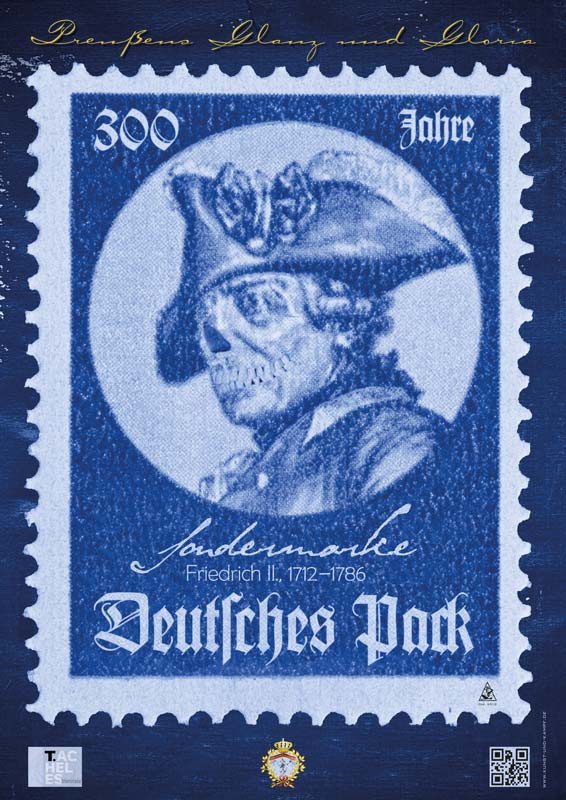 300 Jahre Deutsches Pack