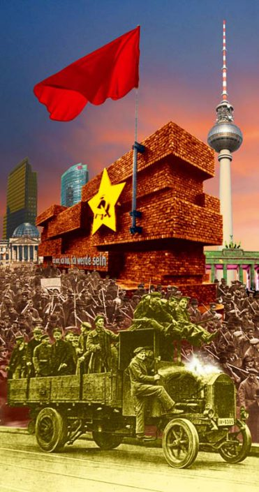 Revolutionskämpfe Berlin 1918/19